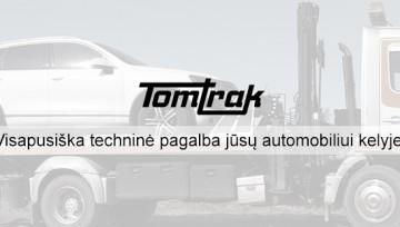Visapusiška techninė pagalba jūsų automobiliui kelyje
